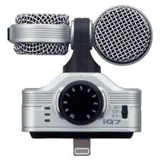 Zoom iQ7 MS Stereo Microphone for Apple iPhone/iPad