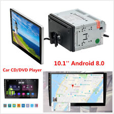 10.1'' Android 8.0 Wifi 2Din Car Stereo Radio GPS Nav CD/DVD Multimedia Player