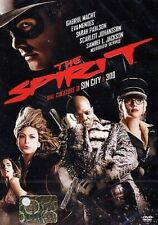 DVD • The Spirit (Azione 2008) film di Frank Miller Con Samuel L. Jackson ITA