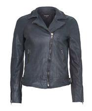 Muubaa Patternless Biker Jackets for Women