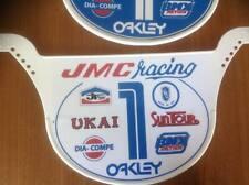Old School Proto Plate BMX Number plate - JMC RACING BMX