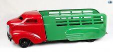 Fabulous Restored 1940 Vintage Wyandotte GMC Bullet Nose Toy Dump Truck