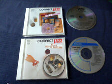 2 CDs Compact Jazz Best Of Dixieland Barber Colyer Welsh Sunshine 34 Songs