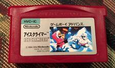 Ice Climber For Japanese GBA Famicom Mini **USA SELLER** Region Free