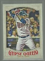 Miguel Sano RC 2016 Topps Gypsy Queen Rookie Card # 16 Minnesota Twins Baseball