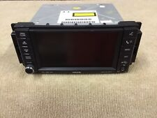 2007-2010 Chrysler Jeep Dodge Navigation GPS Radio MP3 Nav Unit P05064114AG