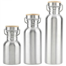 Water Bottle Vacuum Insulated Metal Flask Gym Sports Cup Stainless Steel