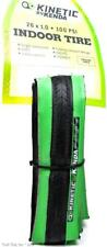 """Kinetic by Kenda 26"""" x 1.0"""" Folding Home Road Bicycle Indoor Trainer Tire Green"""
