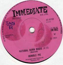 """Natural Born Bugie 7"""" (UK 1969) : Humble Pie"""