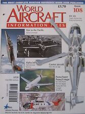 World Aircraft Information Files Issue 108 Aerospatiale Super Puma cutaway