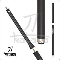 Katana Break / Jump Pool Cue KATBK02 G10 Hard Tip Billiards FREE Shipping