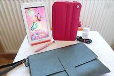 Samsung Galaxy TAB 2 P3113 l 7 Zoll 16GB Weiss XXL EXTRAS Pink Rosa neu l WLAN
