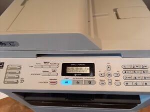 Brother MFC-7360N Laserdrucker Multifunktionsgerät nur 3.000 Seiten
