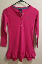 Girl's Chaps Pink Dress Size 8/10
