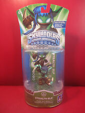 NEW Skylanders Spyro's Adventure Stealth Elf Toy Action Game Figure