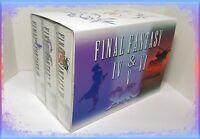 Final Fantasy IV, V, VI / 4, 5, 6 - English SNES Translation NTSC - FF White