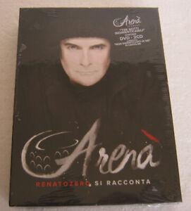 RENATO ZERO Arenà Renato Zero Si Racconta (2016) 2 CD +DVD Tattica 8034097060618