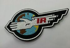 Thunderbirds International Rescue embroidered patch