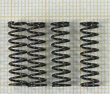 4 x Druckfeder, Länge 18mm, Außen Ø5,6mm, Drahtstärke 0,6mm