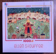 Ceaco Ellen Stouffer Feast 1000 Piece Jigsaw Puzzle 3370 COMPLETE!
