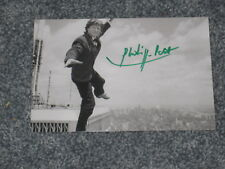PHILIPPE PETIT Signed 4x6 MAN ON WIRE Photo AUTOGRAPH 1B