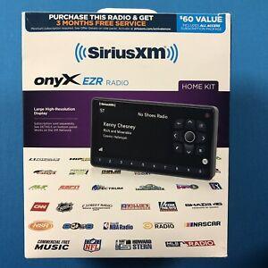 SiriusXm Onyx Ezr Satellite Radio With Home Kit (SXEZR1H1)