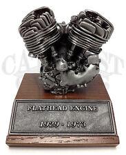 Harley Davidson Motor Statue Harley Motor Model Flathead Engine Statue
