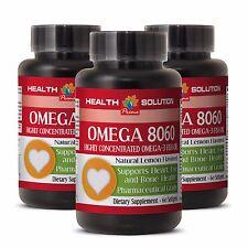 Omega 6 mood OMEGA 8060.CONCENTRATED FISH OIL Optimum nutrition 3B