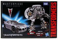 Transformer Masterpiece Movie MPM-09 Autobot Jazz Action Figure US SELLER HASBRO