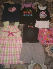 Girls Summer Clothes size 6 &6x , 7 pieces