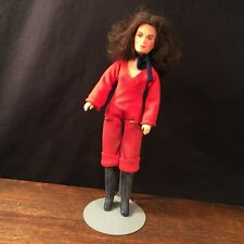 Vintage Mego Charlies Angels Hasbro Doll w stand 1977 Jaclyn Smith PRIORITY MAIL