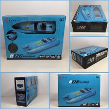 H126 1:47 Radio Control Rc Speed Racing Mini Boat 2.4G 4Ch 20km/h 9 Inches