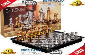3D Chess Board for s Ajedrez Profesional Ajedres de Madera Juego Magnetic