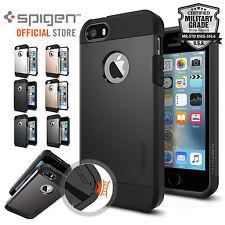 iPhone SE / 5S / 5 Case, Genuine SPIGEN TOUGH ARMOR Cover for Apple