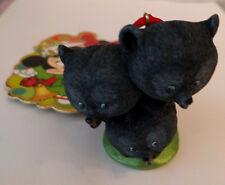 Disney Brave Merida Brother Bears Christmas Ornament 2012 - Harris Hubert Hamish