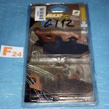 2 plaquettes de frein CL BRAKES Piaggio X8 X-EVO X9 X10 BEVERLY 125 250 300 350