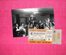 Real Madrid Football Tickets & Stubs