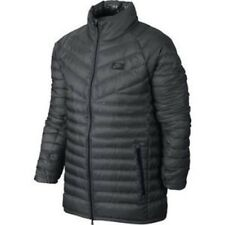 Mens Nike Down Fill Winter Jacket 822862-021 Size XLarge Color Gray MSRP $220