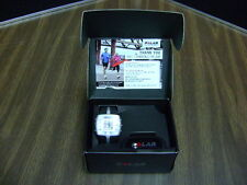 NIB Polar FT7 Mens Heart Rate Monitor (Black / Silver)