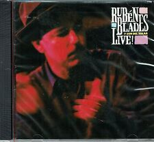 Ruben Blades y Seis del Solar  Live    BRAND  NEW SEALED  CD