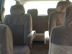 Durafit Seat Covers 3 Rows 1995-1998 Honda Odyssey EX Van TAN Cloth 7 Passenger