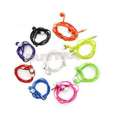 Earphone Earbud Headset Hands Free Headphone For SAMSUNG Galaxy S5 S4 S3 Notes ^