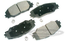 Disc Brake Pad Set-Ceramic Pads Front Tru Star CBP1211