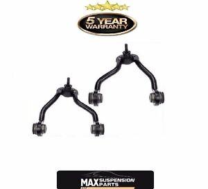 Tahoe Yukon (2) Upper Control Arm W Ball Joint Bushings 4x4 $5 YEARS WARRANTY$