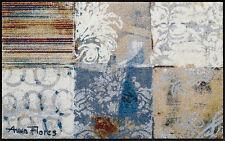 Ab Lager Fußmatte Salonloewe Pattern ca.50x75cm Anna Flores waschbar Matte