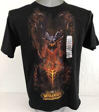 World Of Warcraft PC Computer Game NWT M T-shirt Jinx WOW Blizzard Entertainment