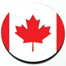 Canadian Flag MINI Cooper Magnetic Grill Grille Badge