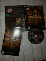 Barbarian (Sony PlayStation 2, 2002) PS2 - Complete NICE LOOKING DISC SEXY