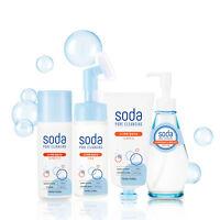 Holika Holika Soda Pore Cleansing Iine (Bubble Mask/Oil/Foam/Bubble Foam)