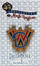 NEW DISNEY MICKEY  MOUSE MAGIC KINGDOM 45TH ANNIVERSARY PASSHOLDER PIN